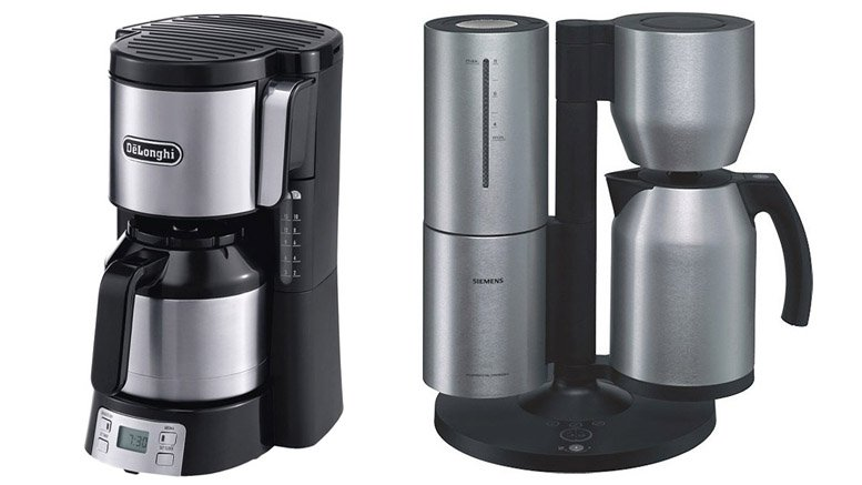 drip coffee makers termal carafe
