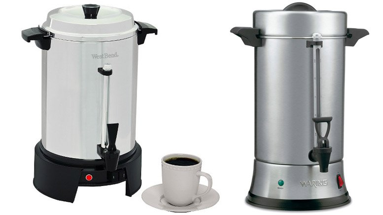 Coffee urn coffee makers