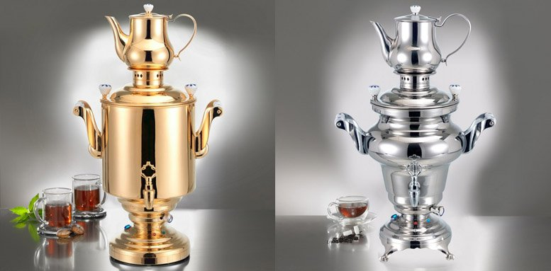 Beem samovar russian coffee urn