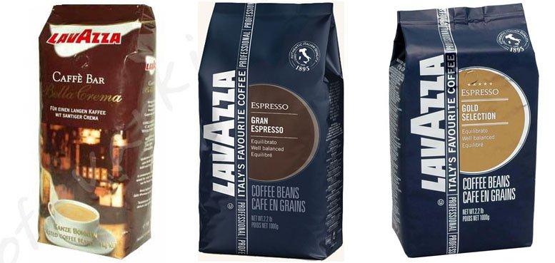 Coffee Gold Selection Gran Bella Crema