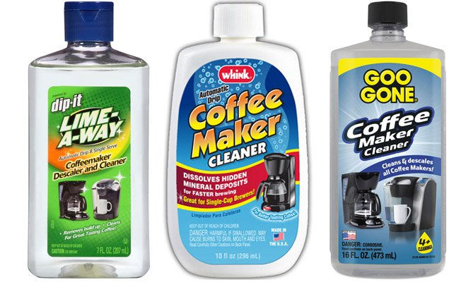 Coffeemaker Cleaner