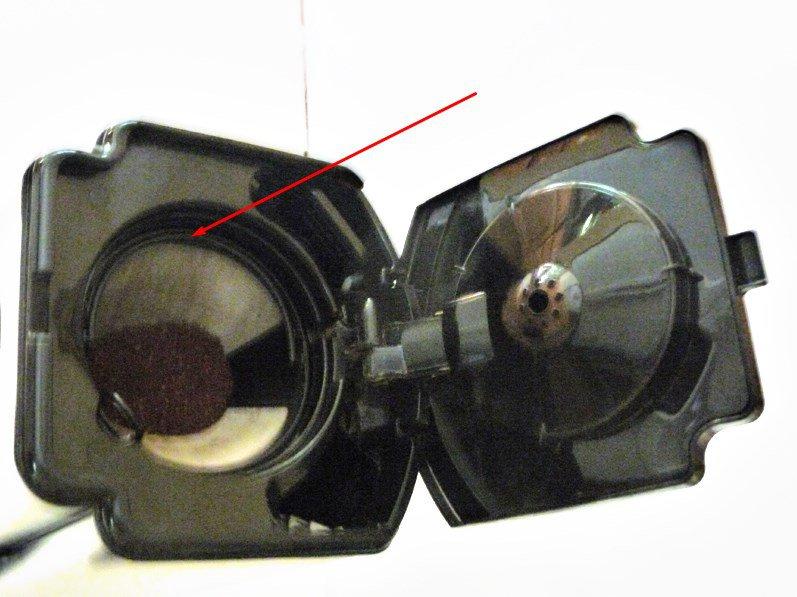 Cuisinart DCC-1200 filter