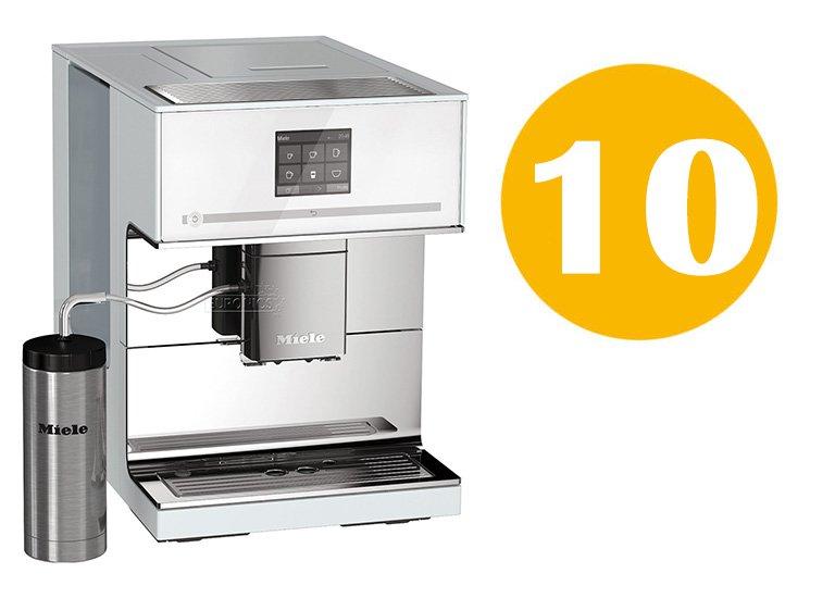 Fault 10 miele coffee maker