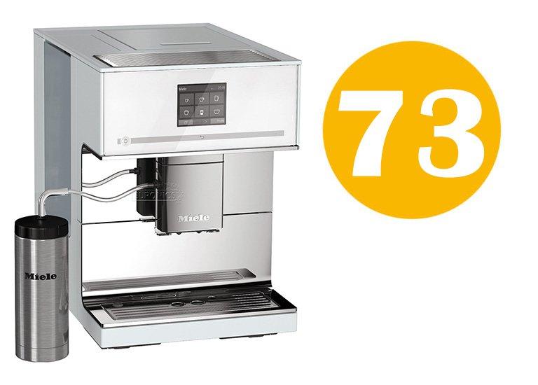 Fault 73 miele coffee maker